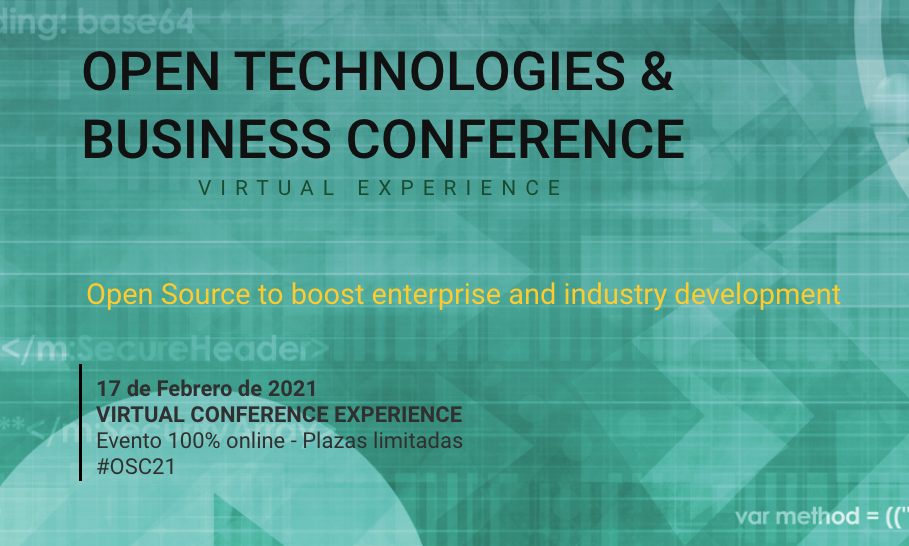 Foto de OPEN TECHNOLOGIES & BUSINESS CONFERENCE