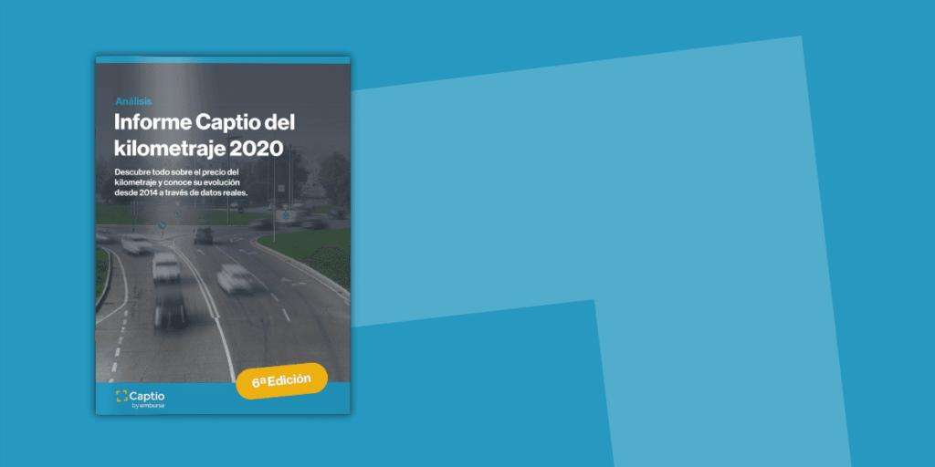 Foto de 6ª edición del Informe Captio del Kilometraje 2020