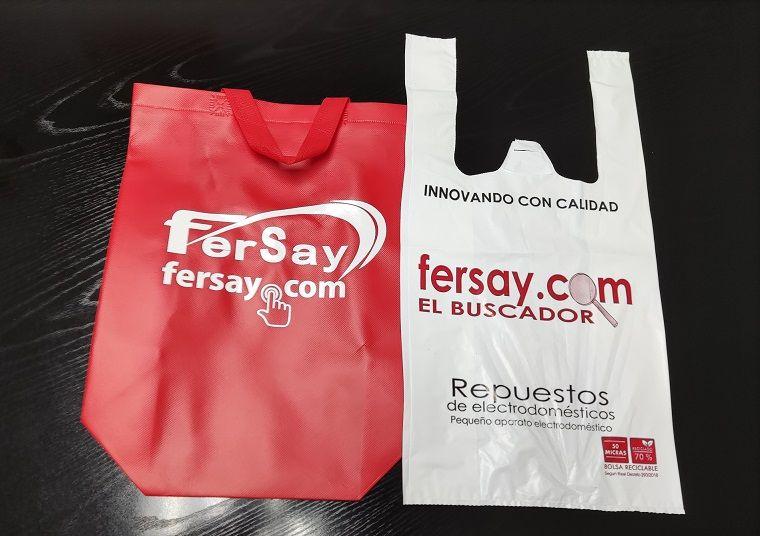 Foto de Nuevas bolsas Fersay