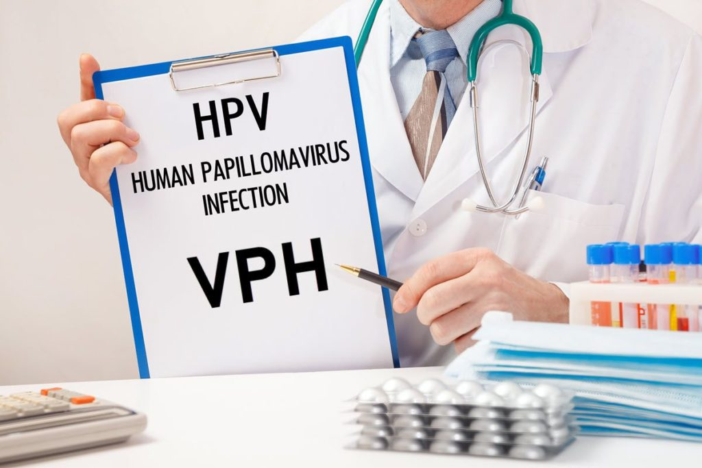 Foto de VPH doctor