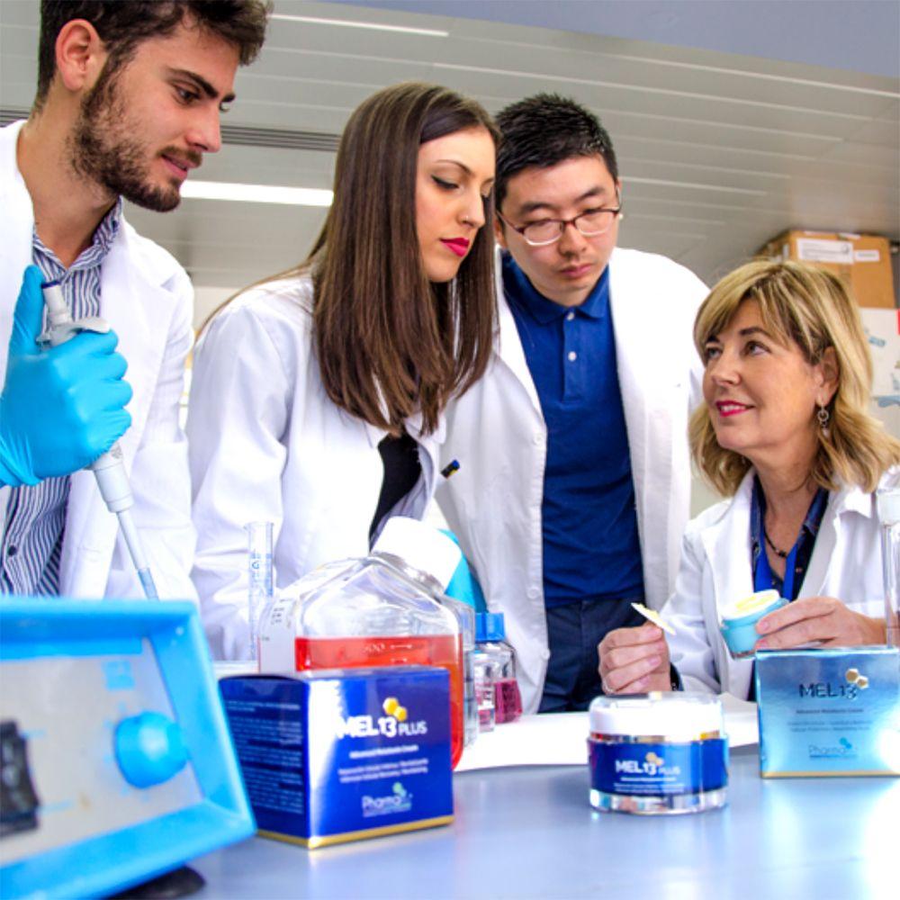 Foto de Laboratorio de Pharmamel