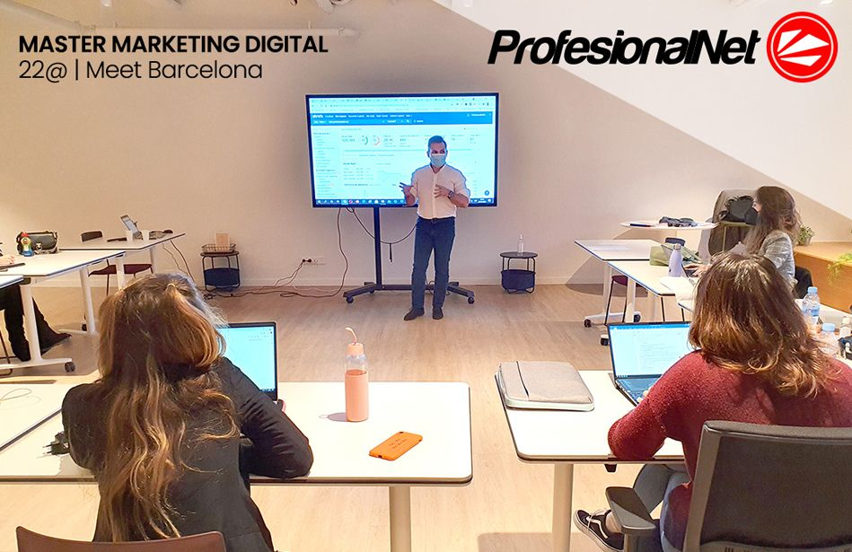Foto de Curso estrategias de marketing digital para emprendedores