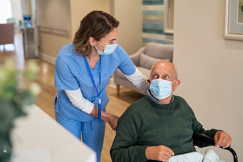 Foto de Enfermería especializada en párkinson