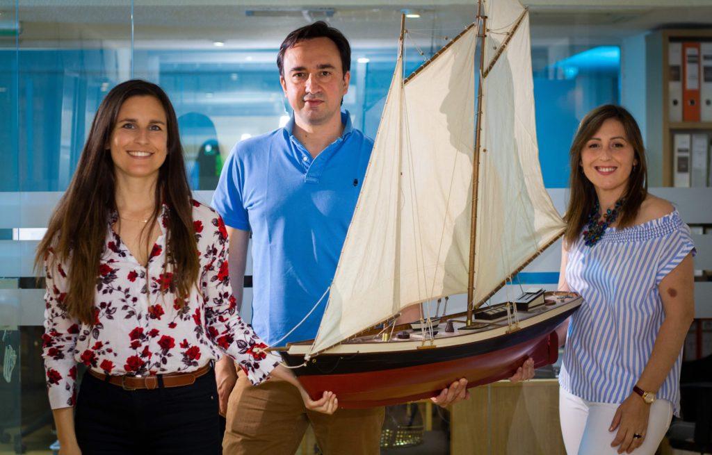Foto de Fundadores de Sailwiz