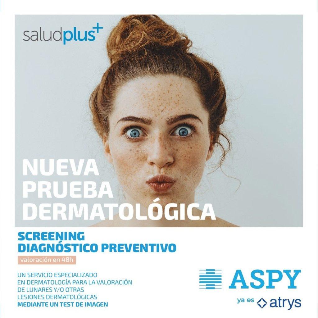 Foto de Prueba diagnóstica preventiva del cáncer de piel mediante