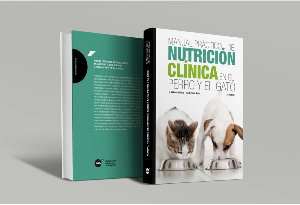 Foto de  Manual práctico de nutrición clínica en el perro y en el
