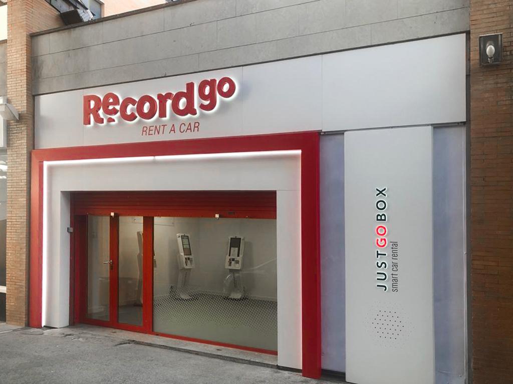 Foto de  Record go, Sevilla-Santa Justa