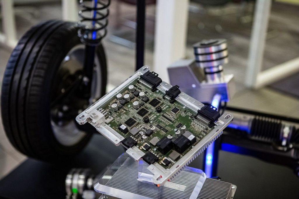 Foto de Tecnología Space Drive