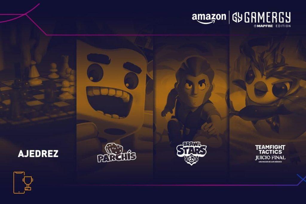 Foto de Primeros torneos de la Amazon GAMERGY MAPFRE Edition