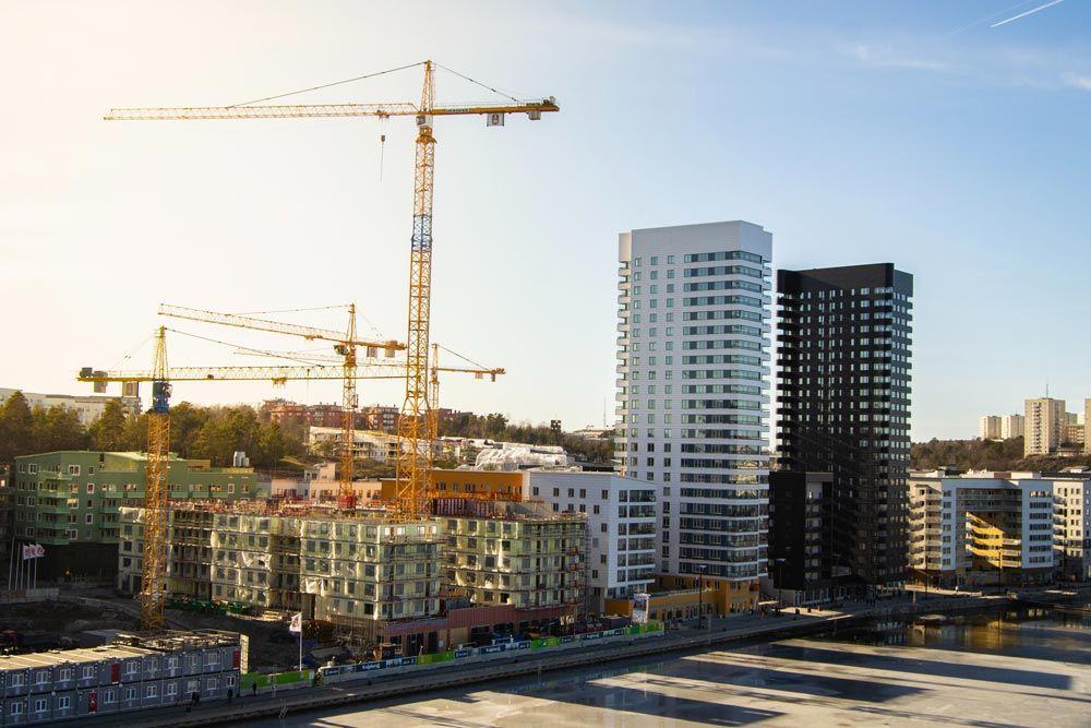 Foto de Constructoras, creadoras de habitabilidad