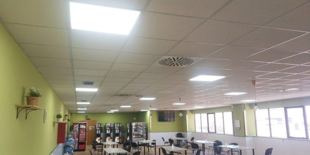 Foto de Paneles LED