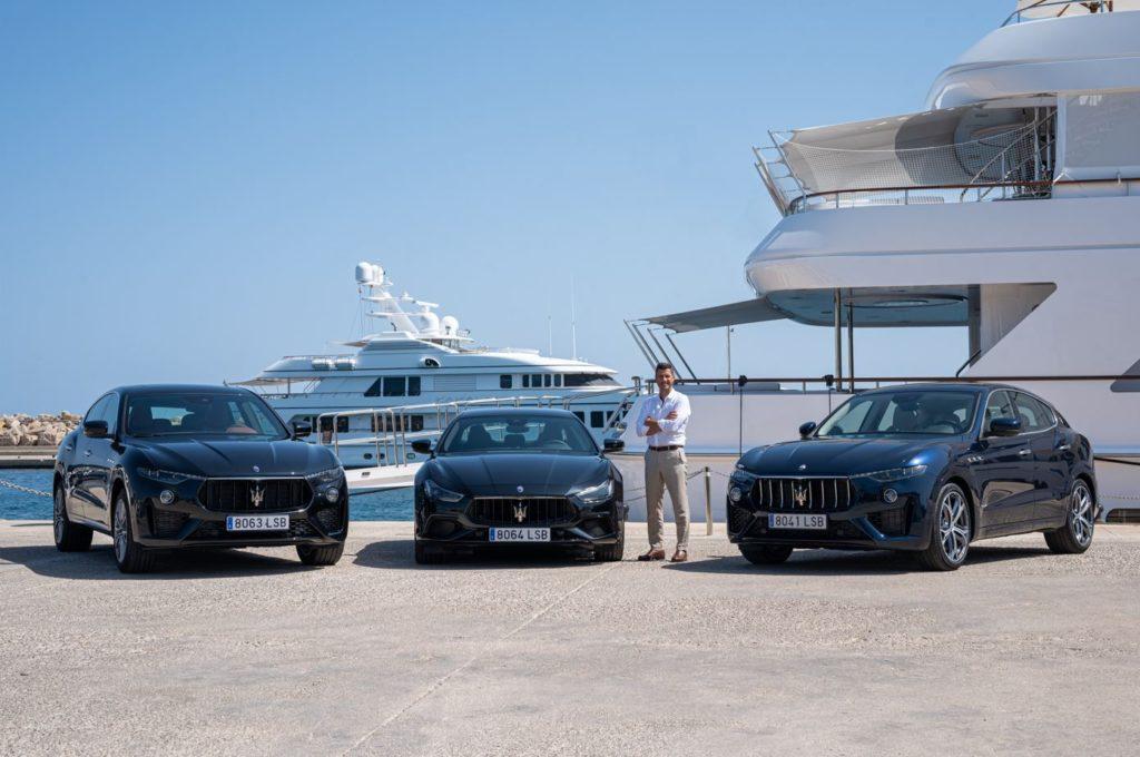 Foto de Flota top premium OK Mobility - Othman Ktiri
