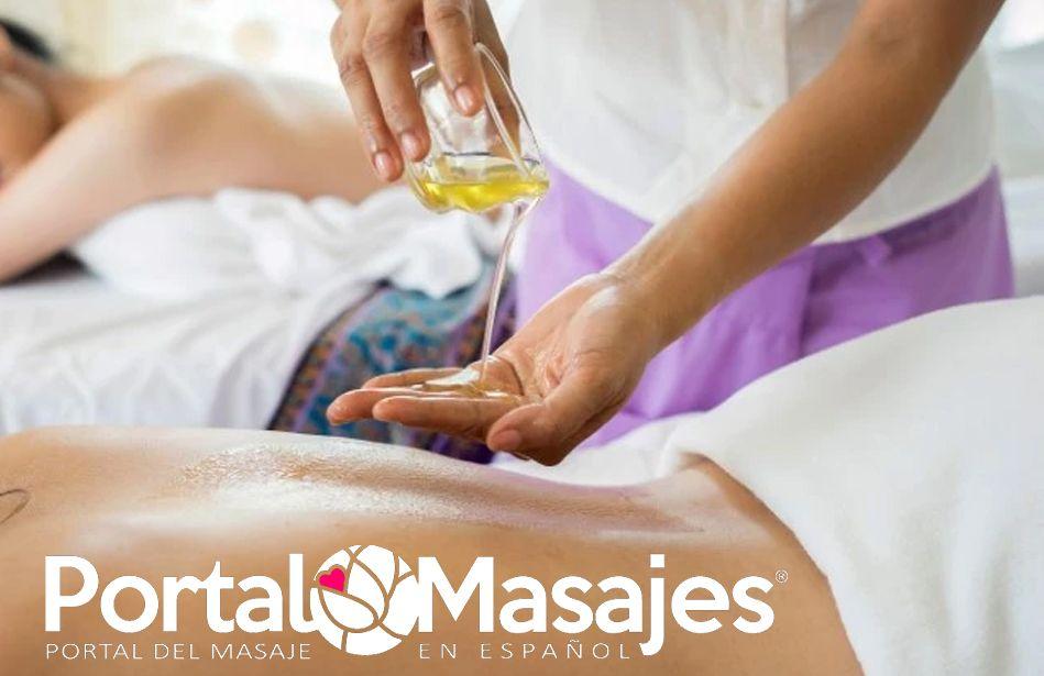 Foto de PORTAL MASAJES: Todo lo que se necesita saber sobre el masaje