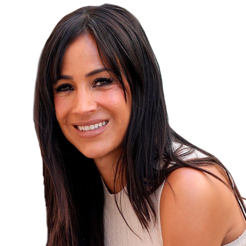 Foto de Begoña Villacís, una de las ponentes del evento