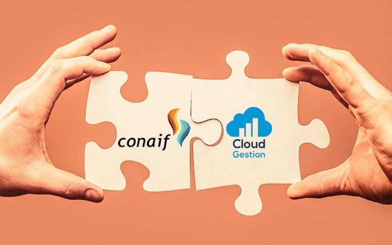 Foto de Cloud Gestion Software, nuevo socio colaborador de CONAIF